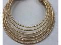 加工铜制品多根线手镯,戒指,耳环..... (2)