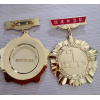 海南金属纪念章厂家定做海军部队勋章荣耀奖章专业制作
