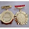 青岛老兵战友奖章制作 金属勋章制作八一勋章毛主席纪念章定制
