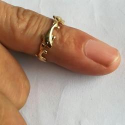 这个小海豚的戒指谁家有