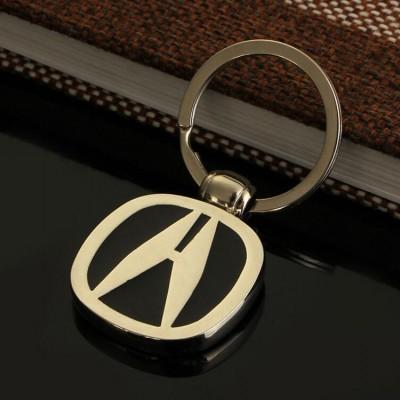 杭州汽车钥匙扣定制金属珐琅钥匙扣制作厂家广告烤漆钥匙扣报价