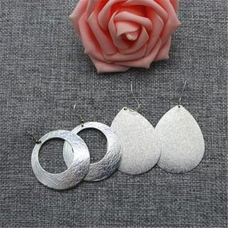 【限购促销】日韩流行时尚款大气耳环银气质女耳饰耳钉外贸防过敏