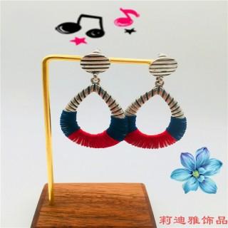 定制 欧美时尚流行饰品新款女耳环