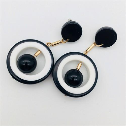 定制 欧美新款流行饰品时尚女耳环