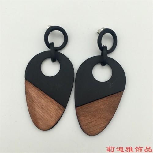 定制 新款流行欧美日韩饰品时尚女耳环