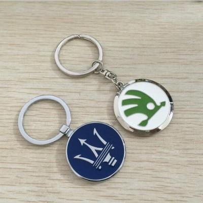 厦门钥匙扣制作礼品钥匙牌定制双面钥匙扣报价