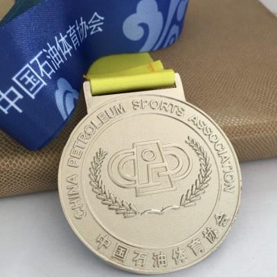 柳州运动会奖牌生产金属奖牌制作厂家