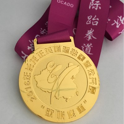 运动会奖牌制作贵阳奖牌订做合金奖牌设计