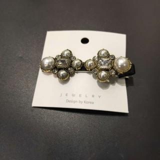 气质时尚珍珠发夹