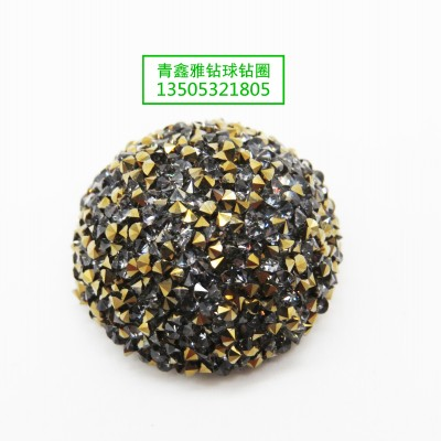 青鑫雅胶泥球软陶球树脂钻球