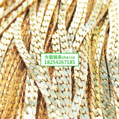 方圆EFDC链条jewelrys chains