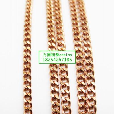 方圆磨面系列链条jewelrys chains