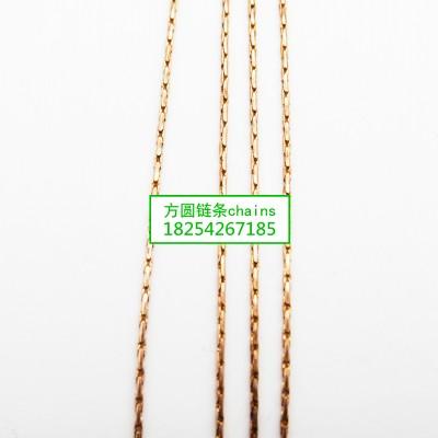方圆PNR链条jewelrys chains