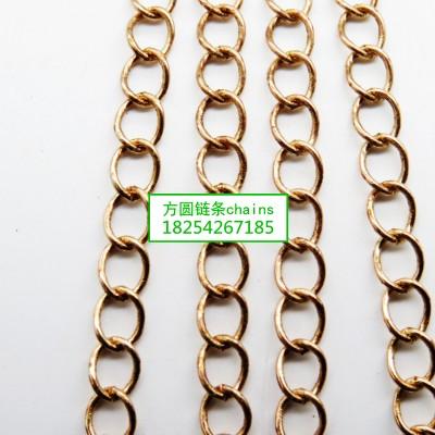 方圆尾链链条jewelrys chains