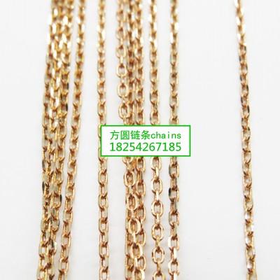 方圆4DC链条jewelrys chains