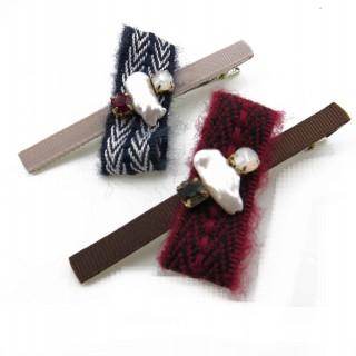 青岛本地设计生产发饰品发夹